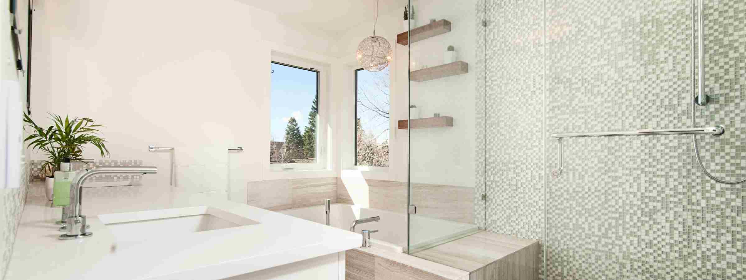 Bespoke bathroom design and installation